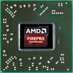 AMD FirePro Mobile Graphics Chip