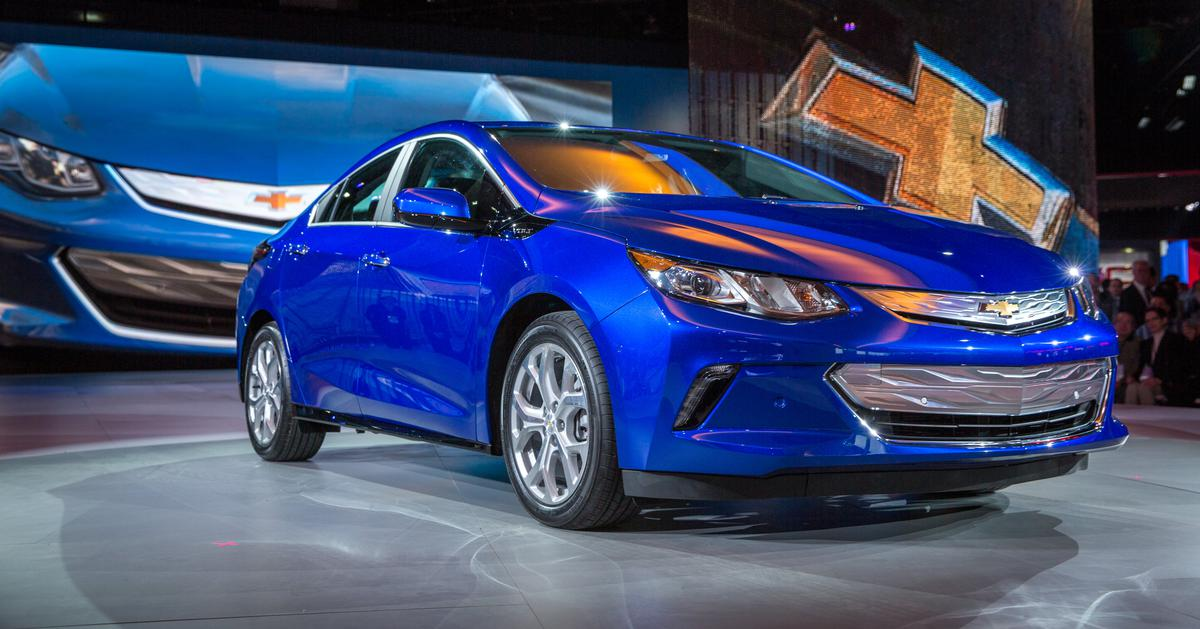Chevrolet Launches Brand New 2016 Volt Gadgets Magazine Philippines Chevy Electric Chevroletvoltreveal08