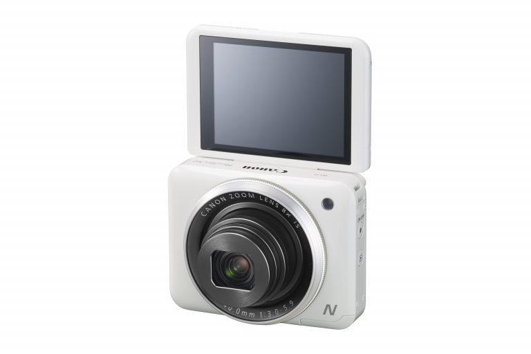 Parade: Canon PowerShot N2