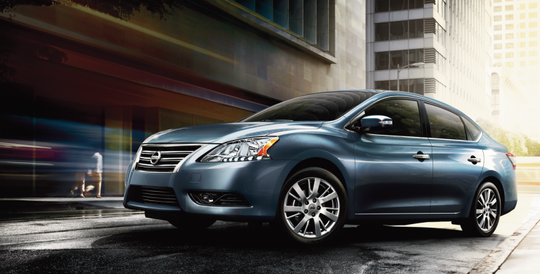 Greet the new year with a new Nissan