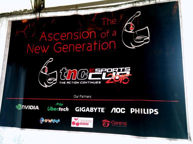 TNC eSports Cup 2015 season now open!