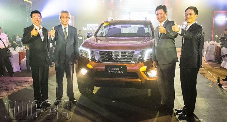 Launched: The all-new Nissan NP300 Navara (with complete brochure)