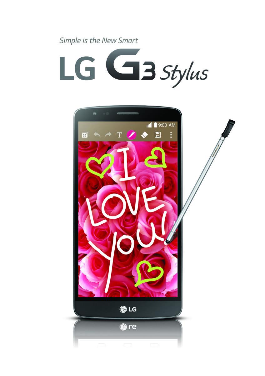 g3 stylus PR