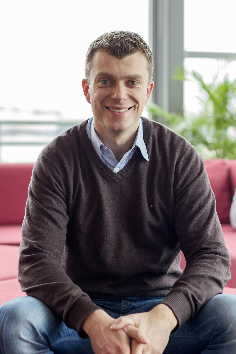 Stefan Haubold - Global Co-Founder and Managing Director (1)