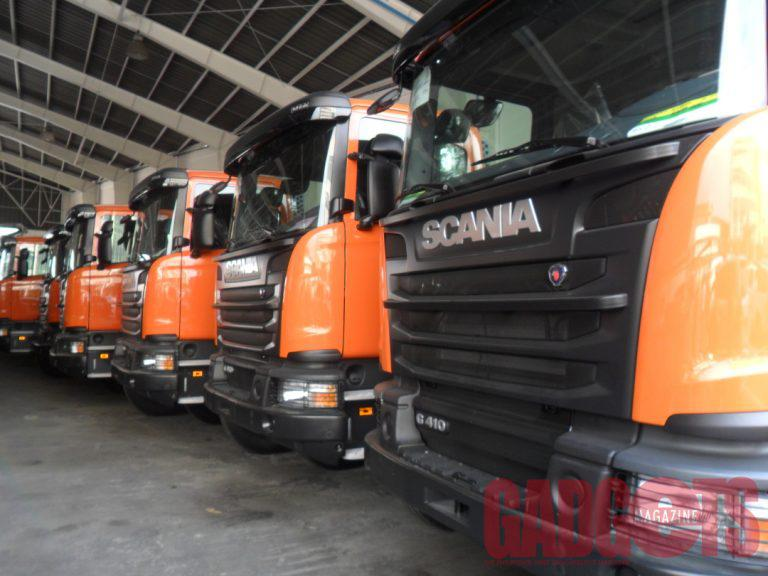 Scania's ready to rock and haul in the Philippines