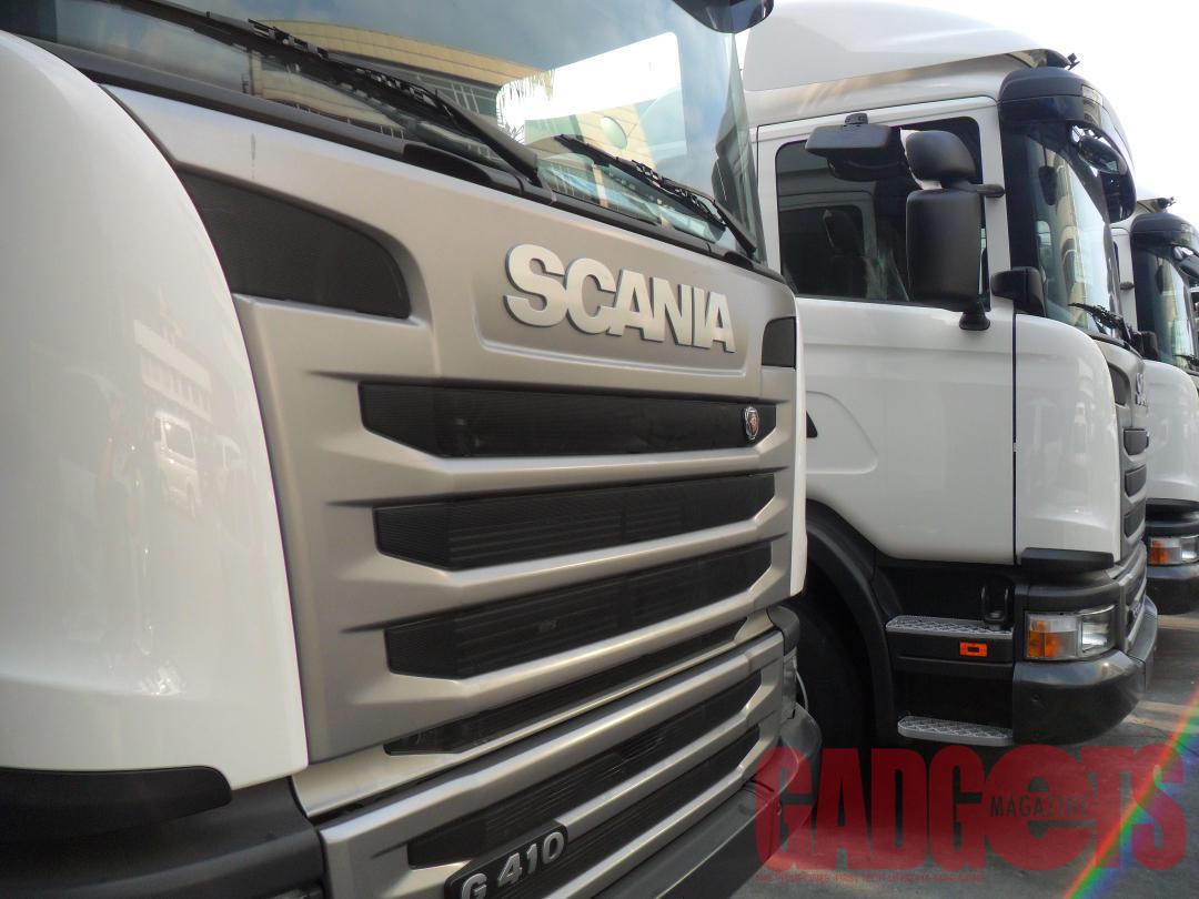 Truck White