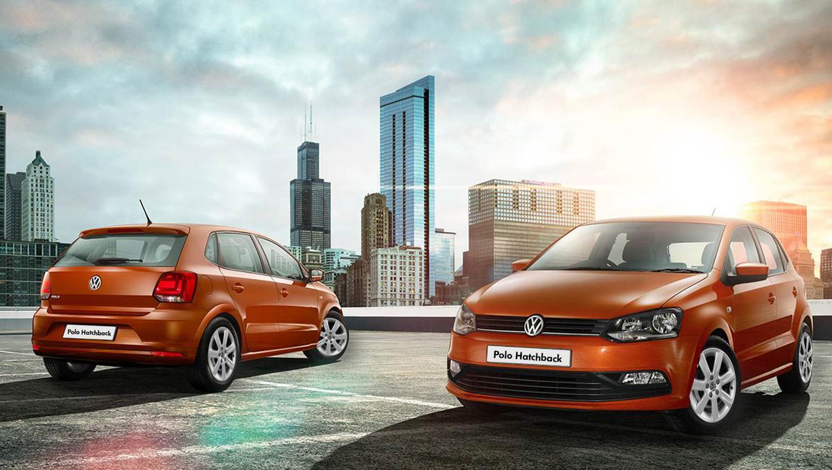 VW Polo Hatchback Photo 1