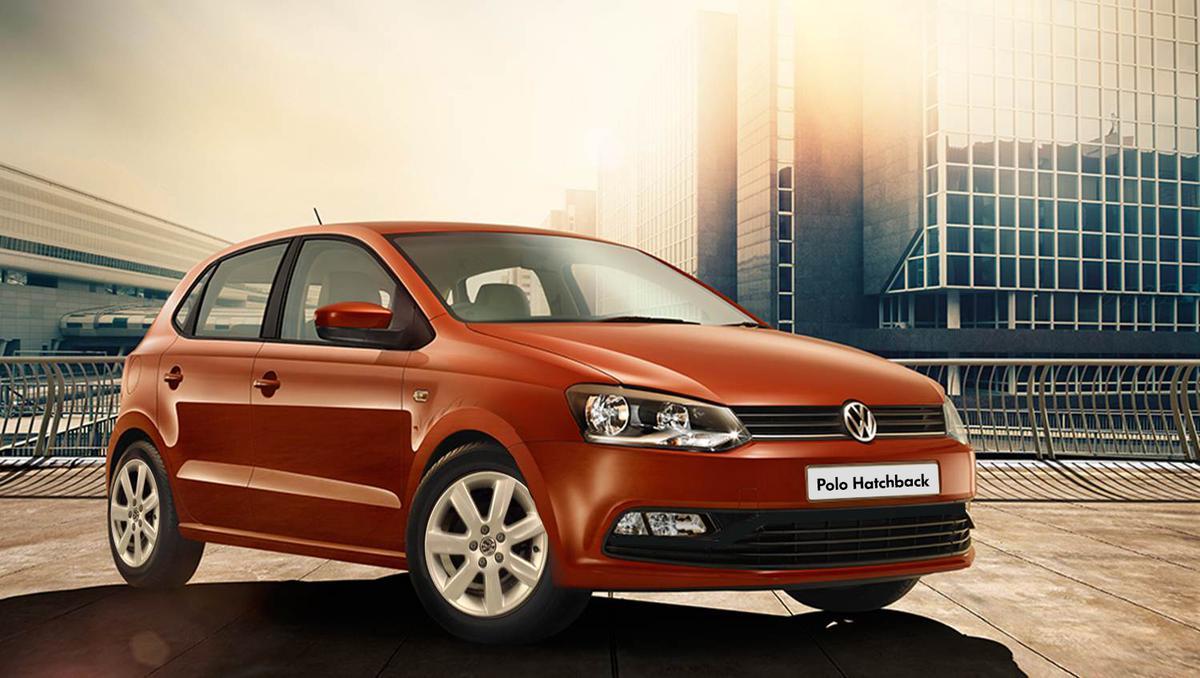 VW Polo Hatchback Photo 2