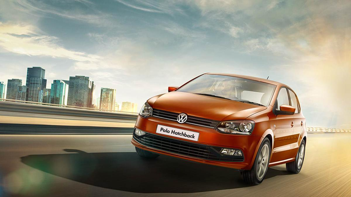 VW Polo Hatchback Photo 3