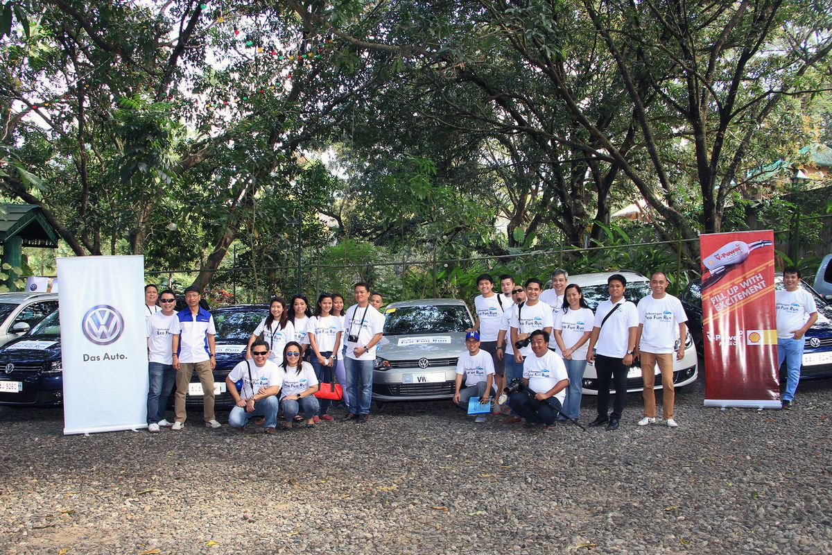 3rd Leg VW Eco Fun Run Photo 2