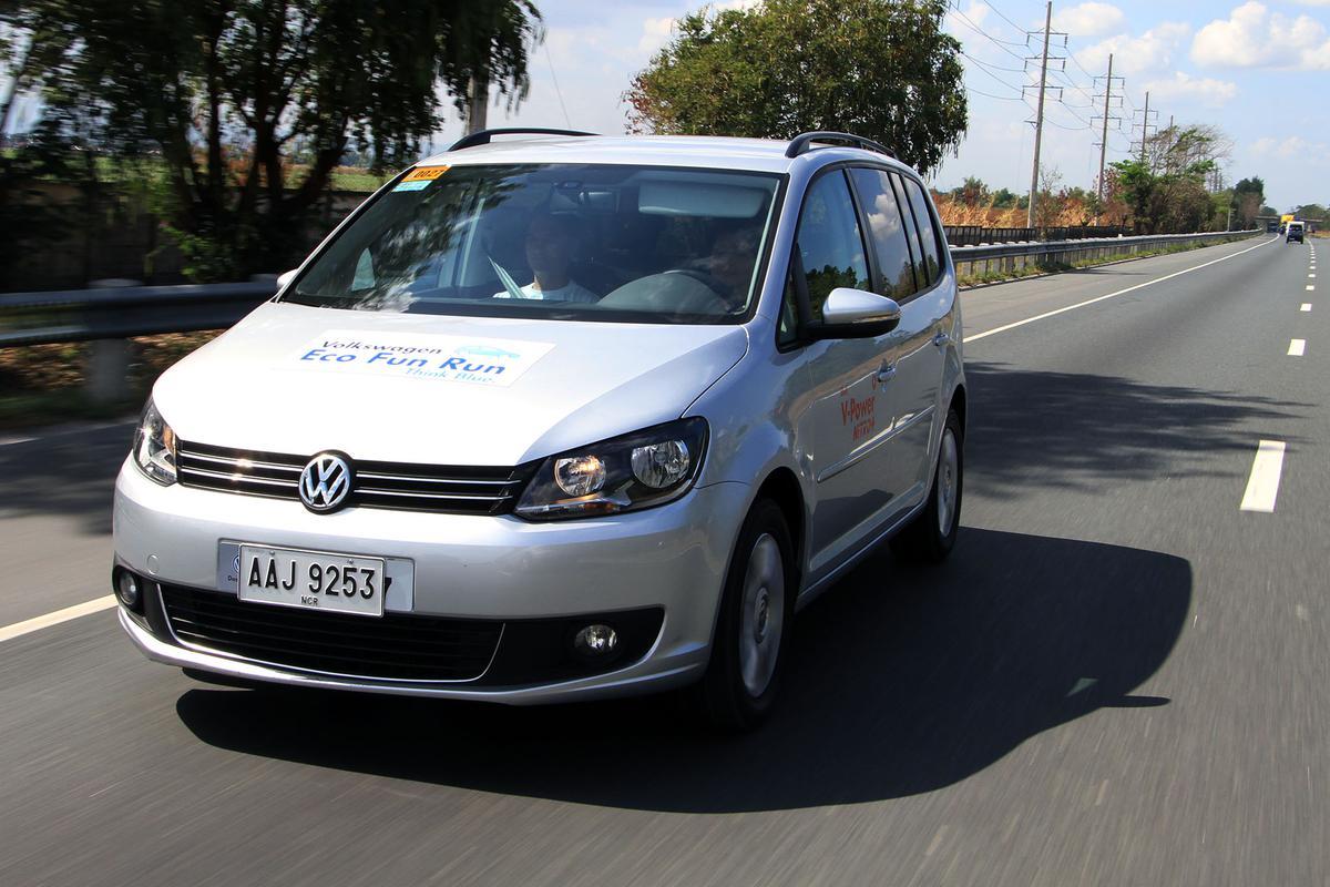 3rd Leg VW Eco Fun Run Photo 5