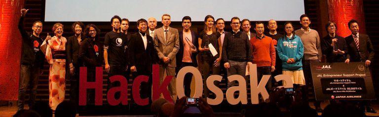 mClinica pharmaceutical app wins 2015 Hack Osaka Award