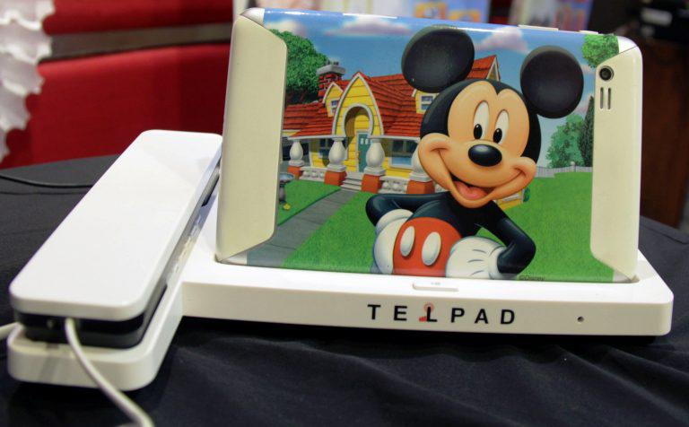 PLDT HOME Telpad partners with Disney for more multimedia content