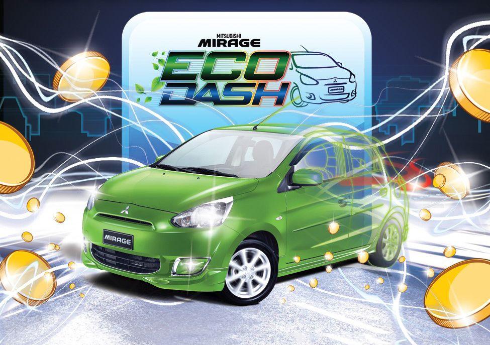 Mirage EcoDash image