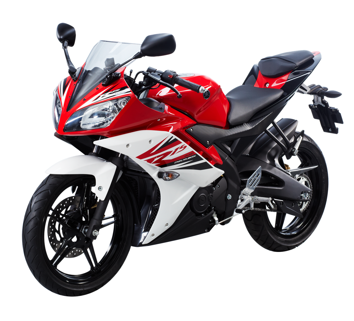 Yamaha r15 racing red the image kid has it for Yamaha r15 v3 price philippines