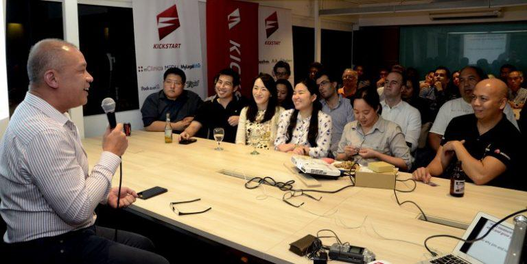 Kickstart gets a fresh round of funding for local startups