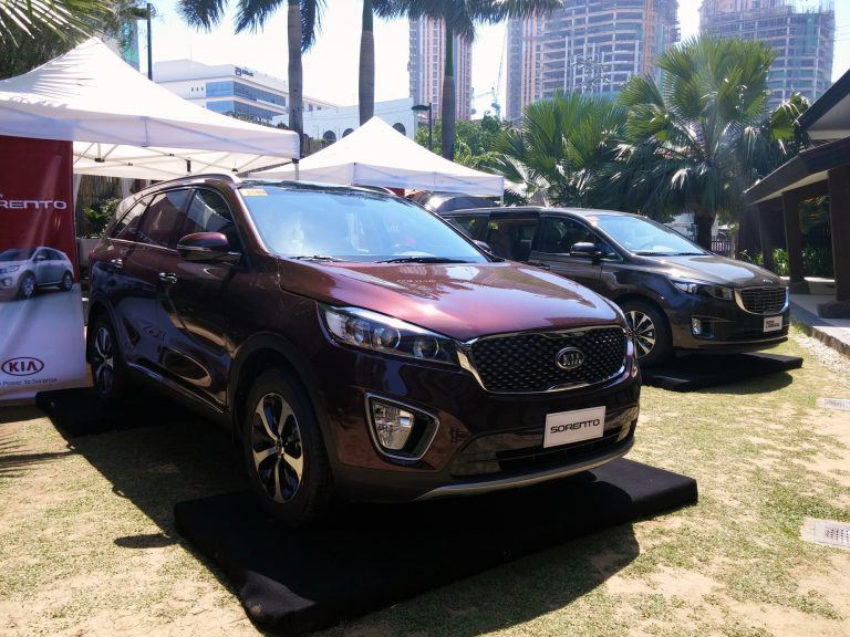 Kia previews all-new Grand Carnival and updated Sorento