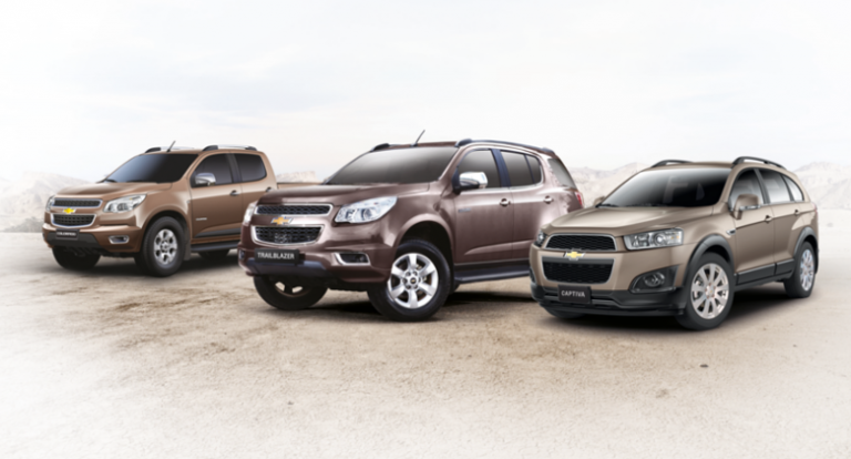 Chevrolet kicks off Power Offers promo