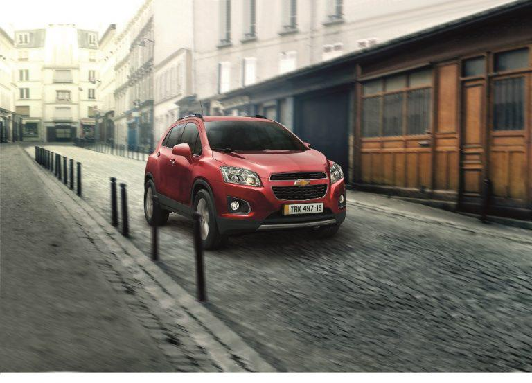 Chevrolet Philippines to preview Trax at MIAS
