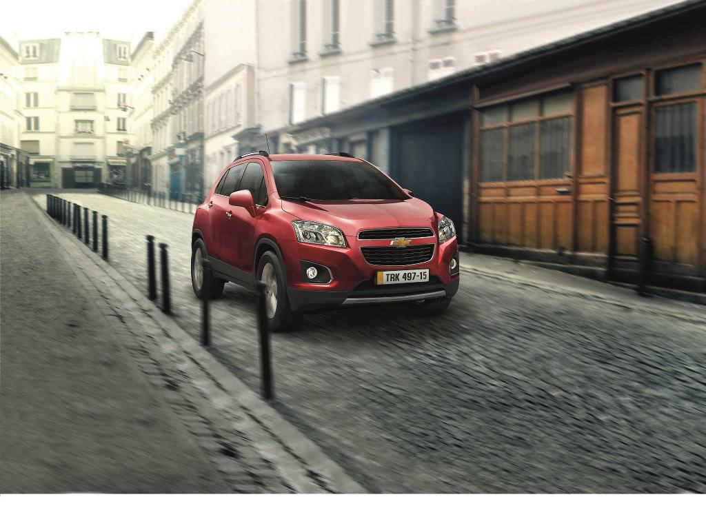 Chevrolet Philippines To Preview Trax At Mias Gadgets Magazine