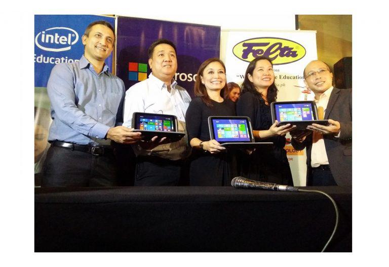 Felta partners with Intel and Microsoft to launch ruggedized laptop-tablet hybrid for learners