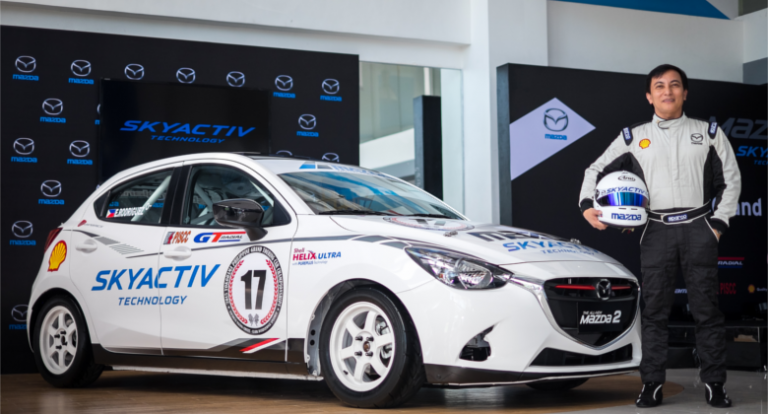 Philippine GT Champion Edwin Rodriguez to captain Mazda2 for 2015 season