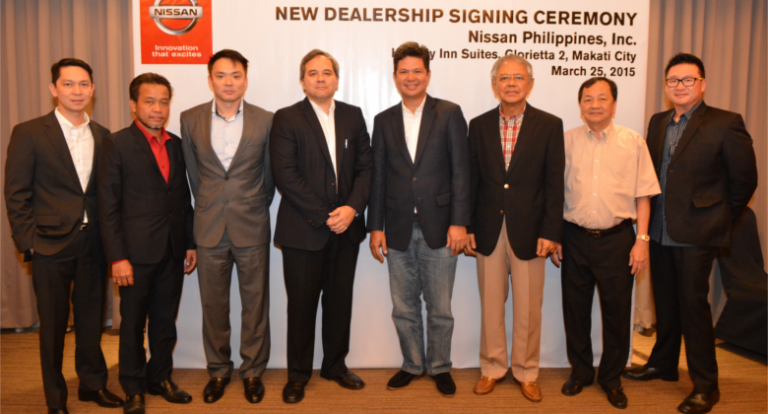 Nissan expands network with six dealerships