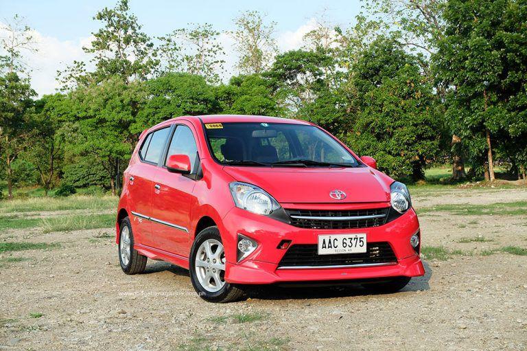 Test Drive: Toyota Wigo 1.0 TRD A/T
