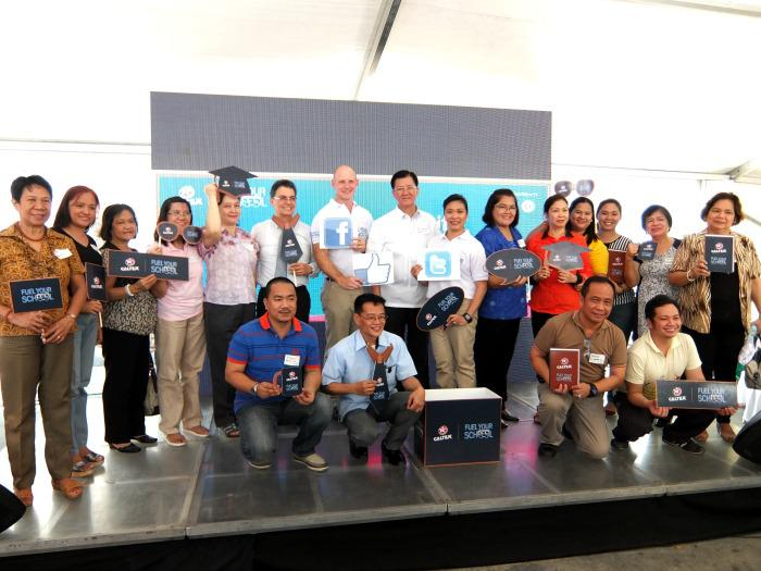 Caltex partners with DepEd to launch Fuel Your School campaign for highschool students