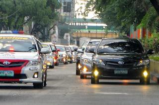 60 convoy of Altis Club of the Philippines  (1)