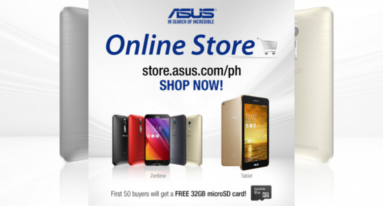 Asus launches online store