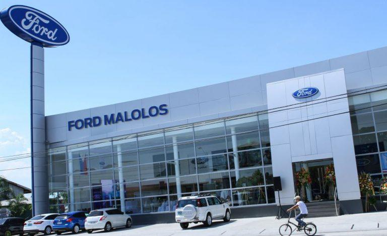 Ford Malolos now open
