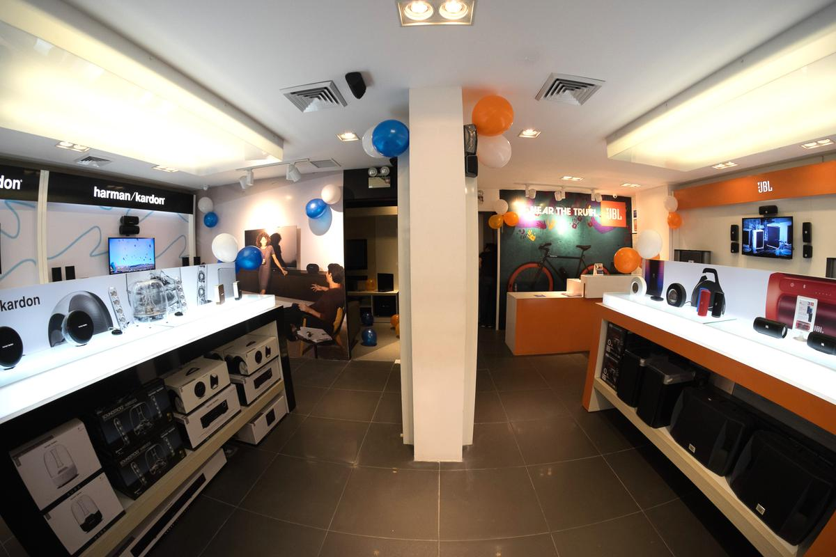 Harman-JBL Store Opening at Ayala Fairview Terraces 3