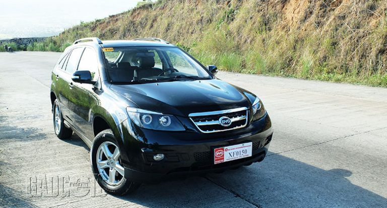 Test Drive: 2015 BYD S6 2.4L DCT