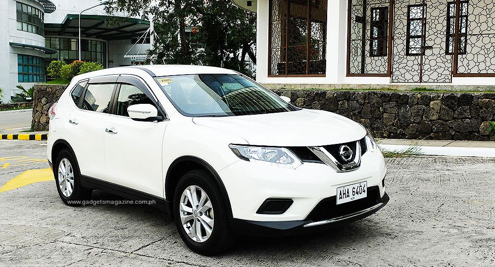 test drive 2015 nissan x trail 2 0l 4 2 cvt gadgets. Black Bedroom Furniture Sets. Home Design Ideas