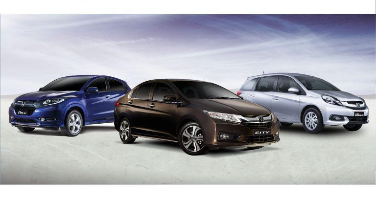 Honda keeps strong momentum in 2015, sales up by 48-percent from 2014