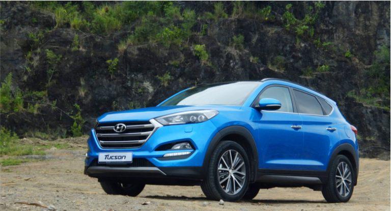 All-new Hyundai Tucson on the road to Boracay