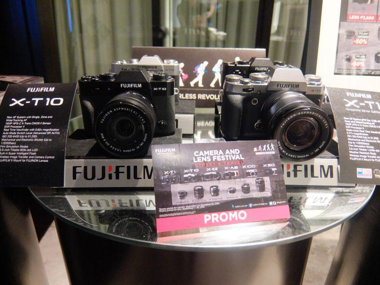 Fujifilm X: Mirrorless Revolution
