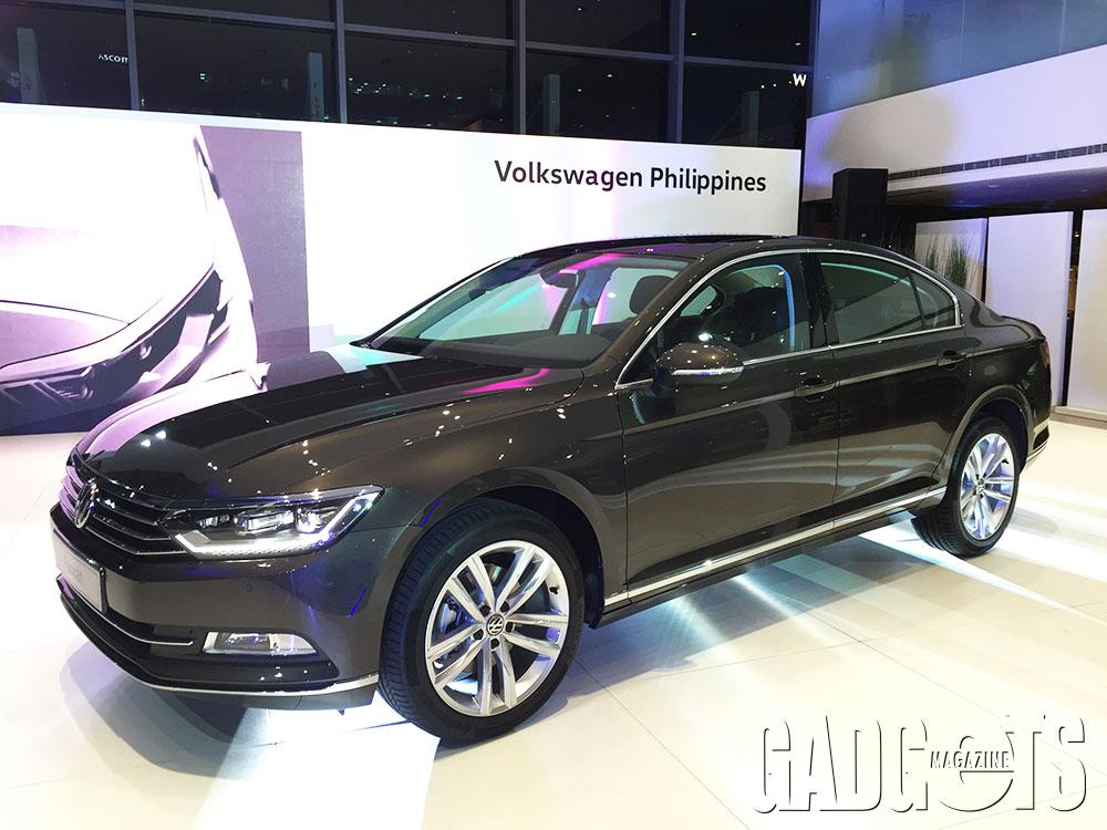 Volkswagen Philippines To Bring In The Passat Launch Set