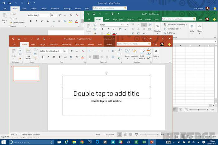 Office 2016 for Windows will be available on September 22