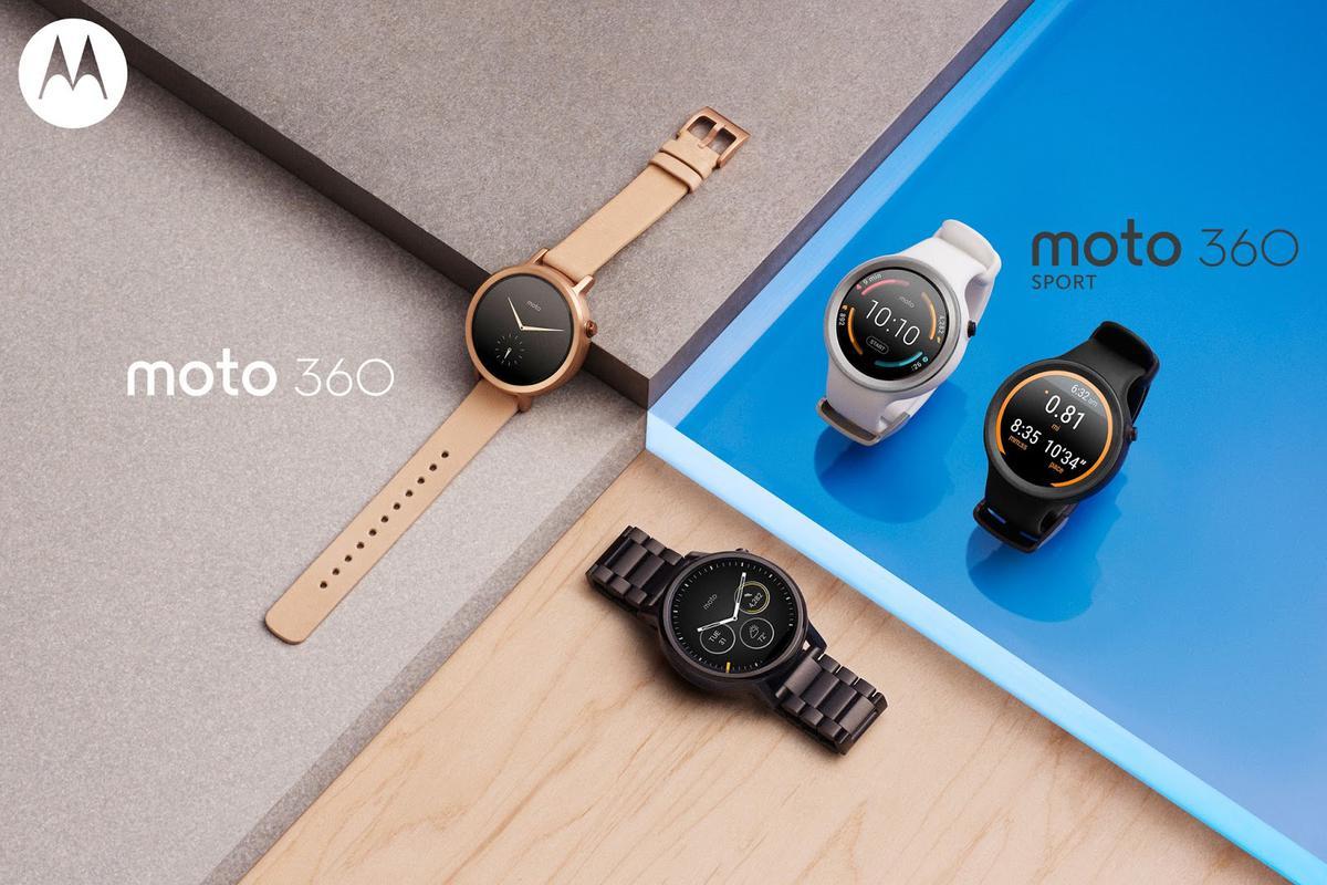 Lenovo Moto 360 Collection