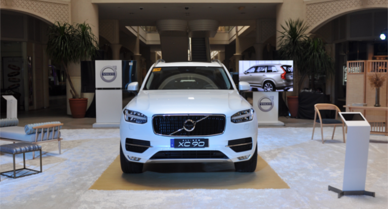 Volvo Philippines celebrates 21st anniversary with XC90 preview