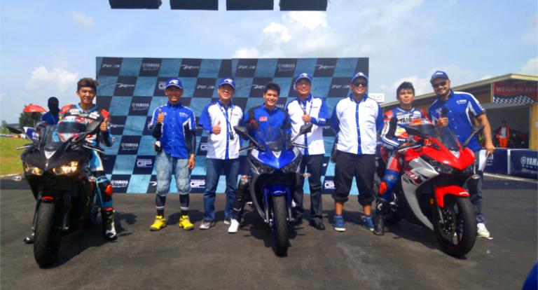 Yamaha ends Grand Prix; unveils YZF-R3