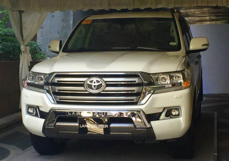 All-new Toyota Land Cruiser launched