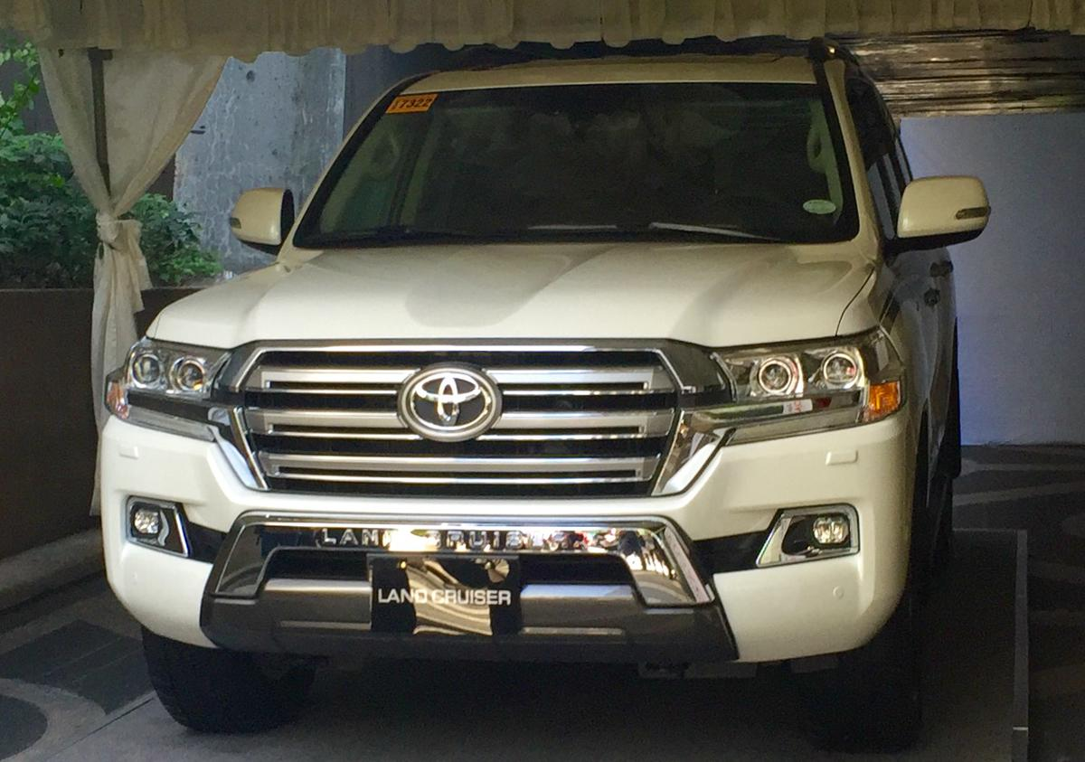 All New Toyota Land Cruiser Launched Gadgets Magazine