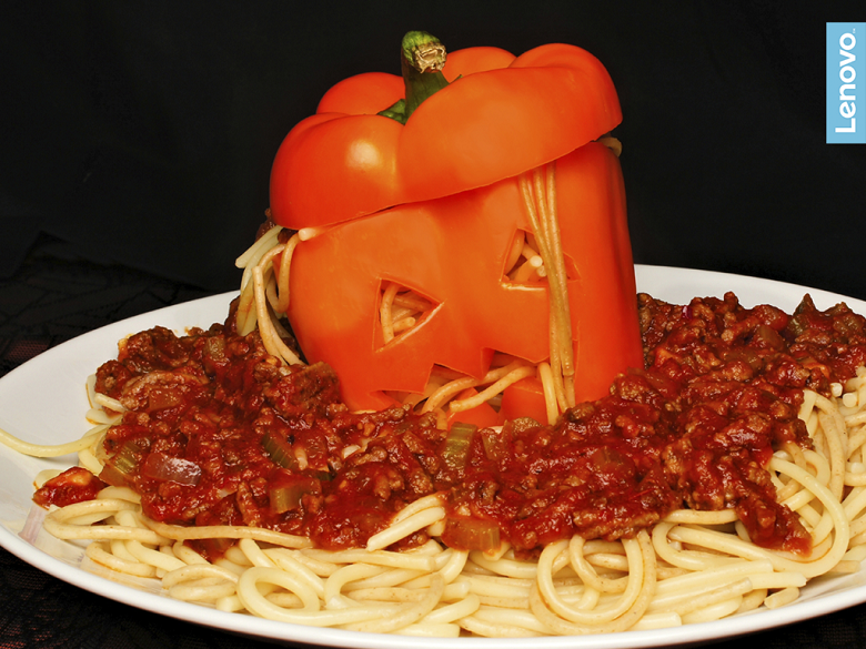 Lenovo Halloween