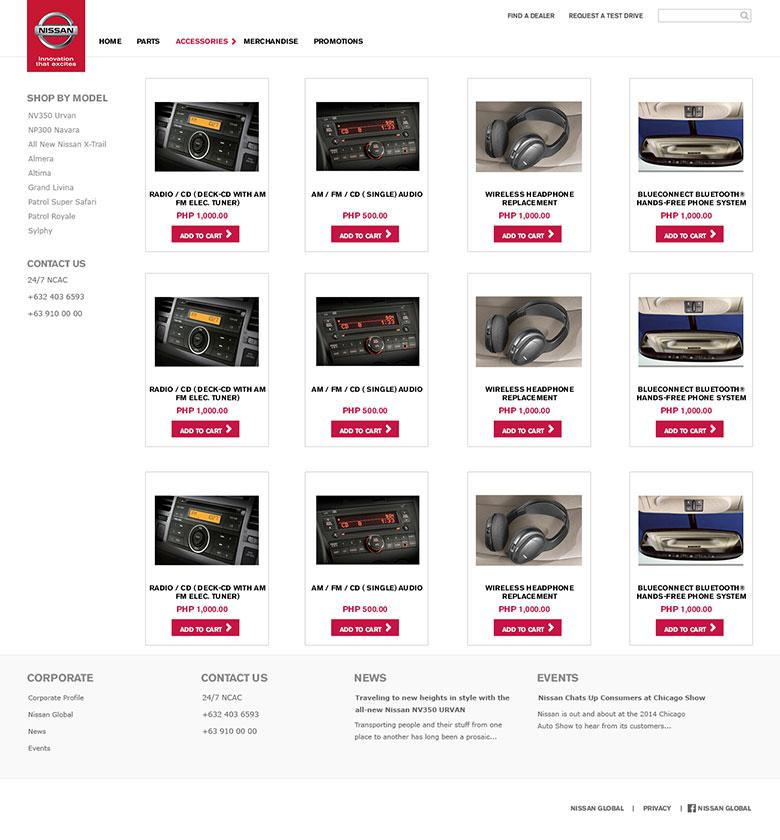 Nissan Online Store: Car Parts Shopping Made More Convenient With NissanParts