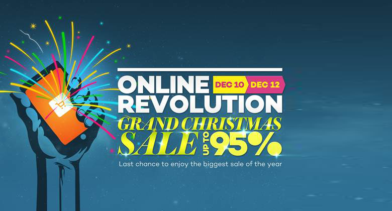 Lazada all set for three-day Grand Christmas Sale ...