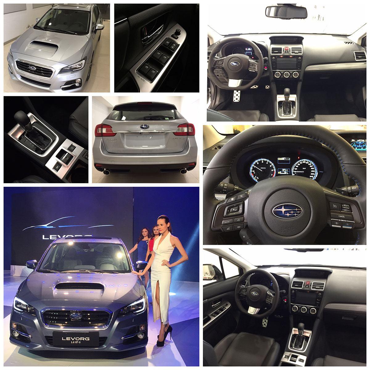 Subaru-Levorg-collage
