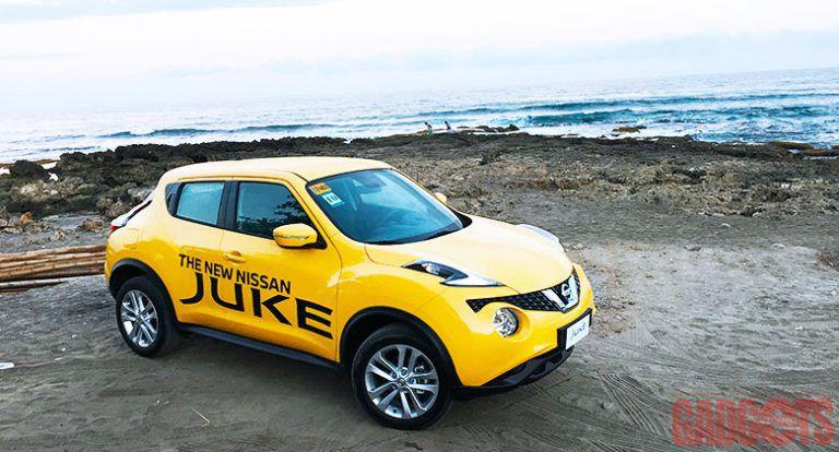 The Nissan Juke invades La Union